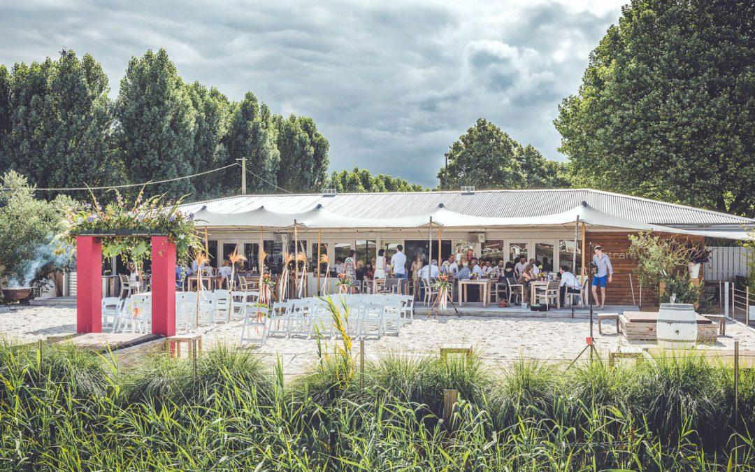 Stadstrand Antwerpen event lokatie Smart Event Managers