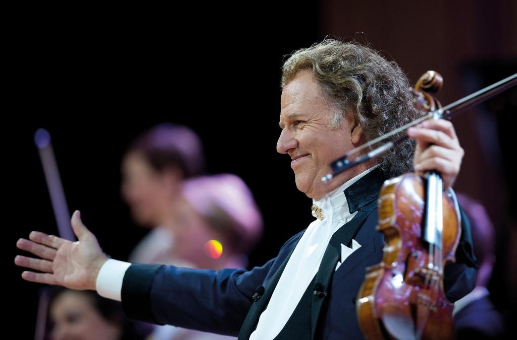 André Rieu - Wonderful World. Live in Maastricht 2015 Smart Event Managers