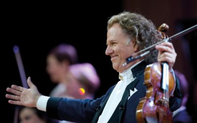 Andre Rieu: events that echo around the world