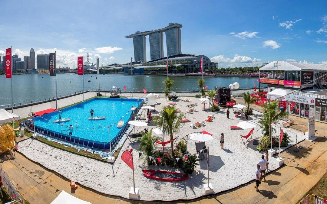 Singapores Smart Event Managers