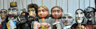 puppets on strings Smart Event Managers