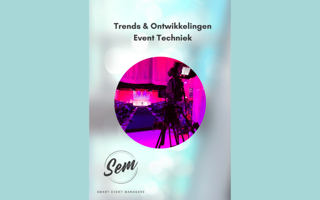 Gratis download Event techniek Smart Event Managers