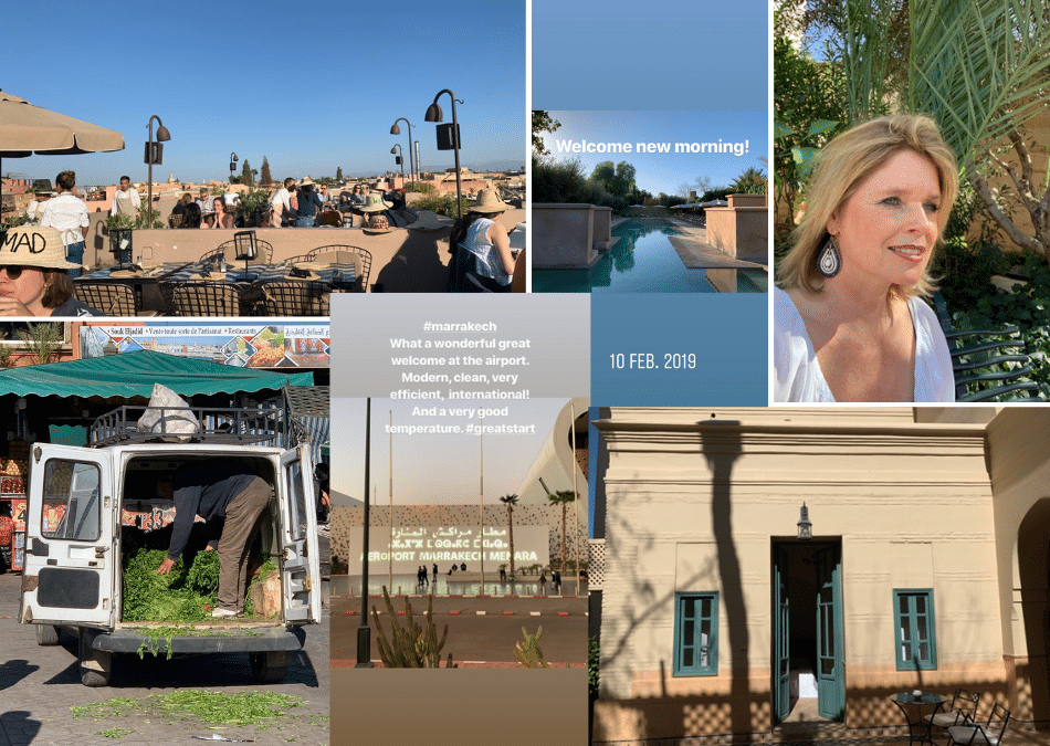 Marrakesh Marokko reizen Smart Event Managers