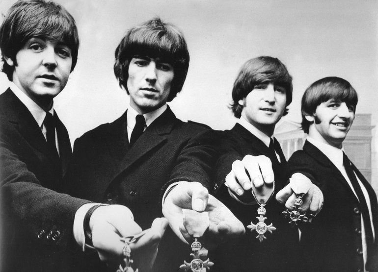 Beatles knighted Smart Event Managers