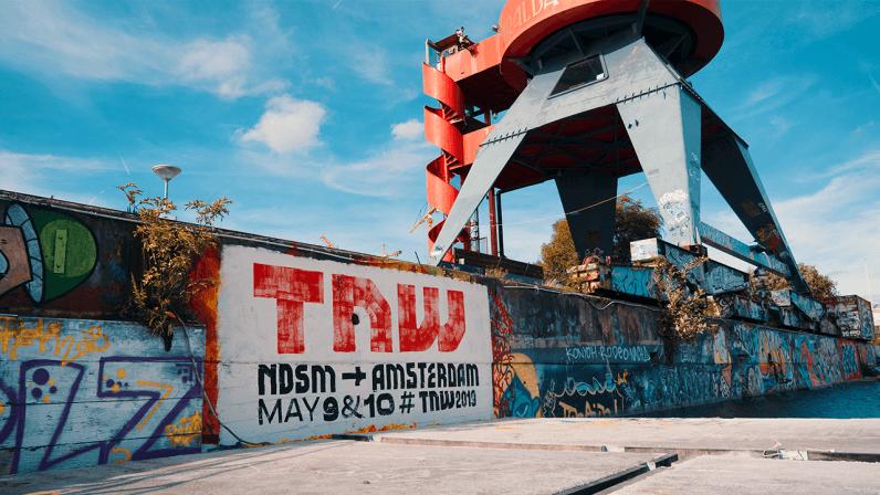 TNW Conference 2019: vijftien podia
