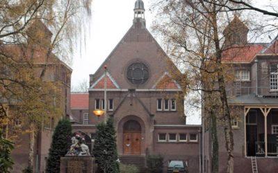 Kerk aan de winkel