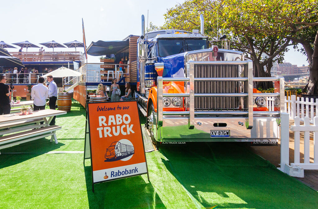 Rabo Truck against Food Waste