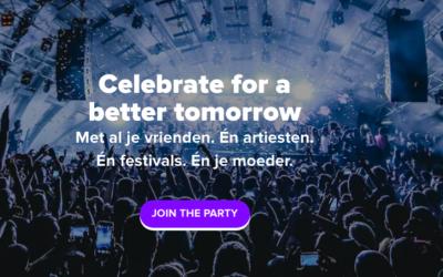 Digitaal Nieuwjaarsfeest